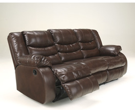 RECLINING SOFA LINEBACKER DURABLEND� SIGNATURE