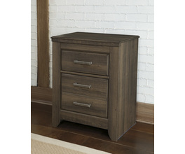 TWO DRAWER NIGHT STAND JUARARO SIGNATURE