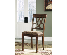 DINING UPH SIDE CHAIR (2/CN) LEAHLYN SIGNATURE