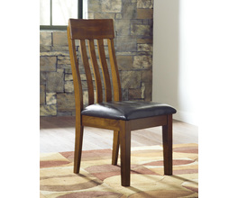 DINING UPH SIDE CHAIR (2/CN) RALENE SIGNATURE