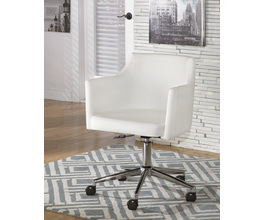 HOME OFFICE SWIVEL DESK CHAIR BARAGA SIGNATURE