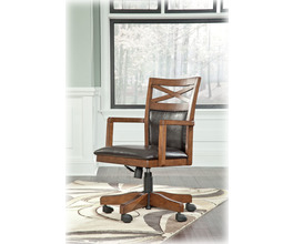 HOME OFFICE DESK CHAIR (1/CN) BURKESVILLE SIGNATURE