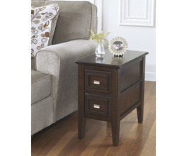 CHAIR SIDE END TABLE LARIMER SIGNATURE