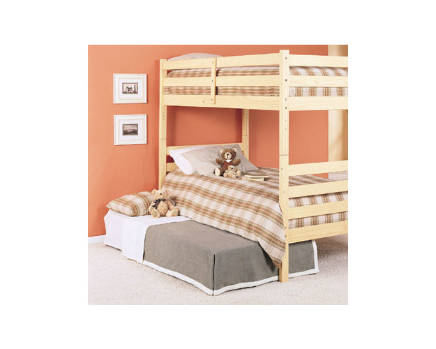 ROLL-OUT POP-UP TWIN SIZE TRUNDLE
