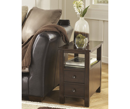 CHAIR SIDE END TABLE MARION SIGNATURE