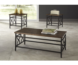 OCCASIONAL TABLE SET (3/CN) TIPPLEY SIGNATURE