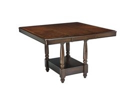DINING ROOM COUNTER EXT TABLE LEAHLYN SIGNATURE