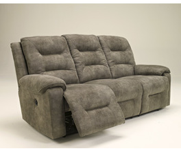 RECLINING POWER SOFA ROTATION SIGNATURE