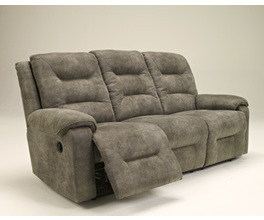 RECLINING SOFA ROTATION SIGNATURE