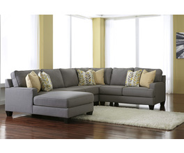 RAF LOVESEAT CHAMBERLY SIGNATURE