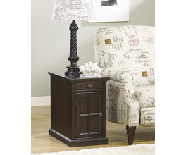 CHAIR SIDE END TABLE LAFLORN SIGNATURE