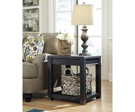 SQUARE END TABLE GAVELSTON SIGNATURE