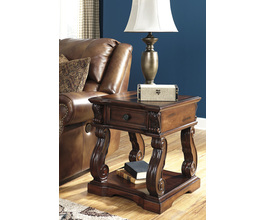 SQUARE END TABLE ALYMERE SIGNATURE
