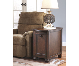 CHAIR SIDE END TABLE BROOKFIELD SIGNATURE