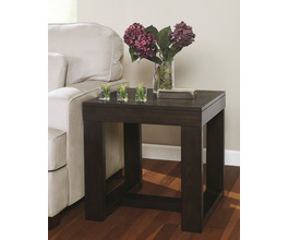 SQUARE END TABLE WATSON SIGNATURE