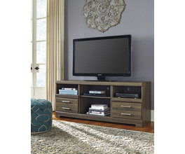 LG TV STAND W/FIREPLACE OPTION FRANTIN SIGNATURE