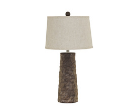 POLY TABLE LAMP (2/CN) SINDA SIGNATURE