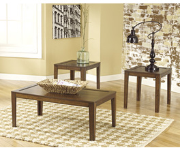 OCCASIONAL TABLE SET (3/CN) HOLLYTYNE SIGNATURE