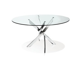 SEF2133AA ELLIS RND DINING TABLE