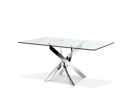 SEF2133R ELLIS RECT DINING TABLE