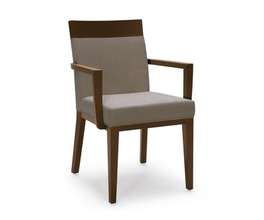 SKY111617 HEATHER ARM CHAIR