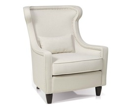 CLAYBOURNE TRANSITIONAL WING CHAIR