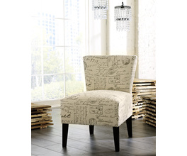 ACCENT CHAIR RAVITY SIGNATURE