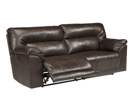 2 SEAT RECLINING POWER SOFA BARRETTSVILLE DURABLEND� SIGNATURE