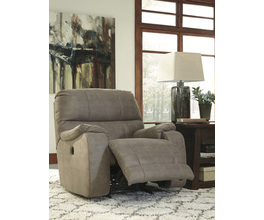 POWER ROCKER RECLINER BOHANNON SIGNATURE