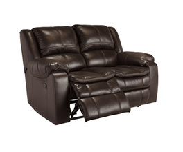 RECLINING POWER LOVESEAT LONG KNIGHT SIGNATURE