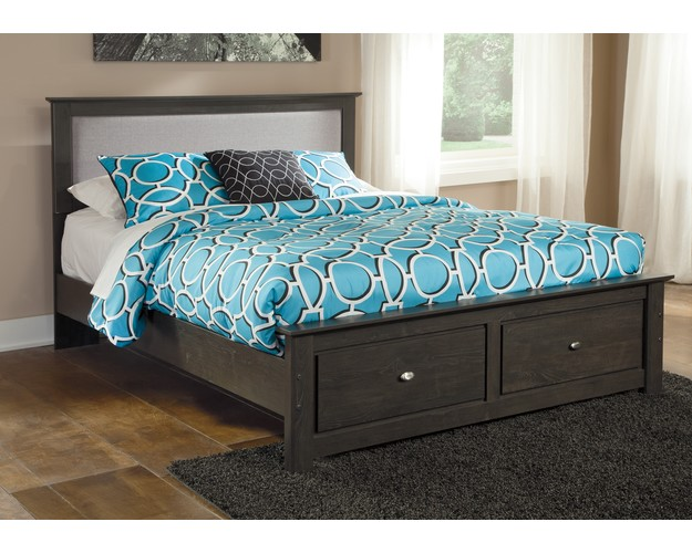 QUEEN/FULL UPH PANEL HEADBOARD SHYLYN SIGNATURE