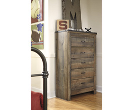 FIVE DRAWER CHEST TRINELL SIGNATURE