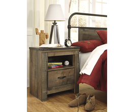 ONE DRAWER NIGHT STAND TRINELL SIGNATURE