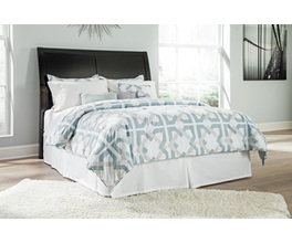 QUEEN SLEIGH HEADBOARD BRAFLIN SIGNATURE