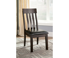 DINING UPH SIDE CHAIR (2/CN) HADDIGAN SIGNATURE