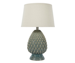 CERAMIC TABLE LAMP (1/CN) SAIDEE SIGNATURE