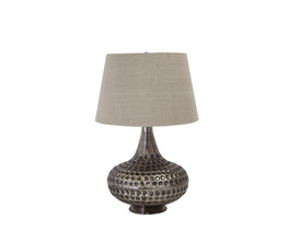 METAL TABLE LAMP (1/CN) SARELY SIGNATURE
