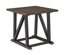 SQUARE END TABLE ZENFIELD SIGNATURE