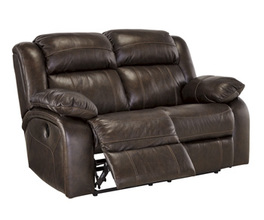 RECLINING POWER LOVESEAT BRANTON SIGNATURE