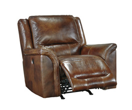 POWER ROCKER RECLINER JAYRON SIGNATURE