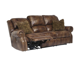 RECLINING POWER SOFA WALWORTH SIGNATURE