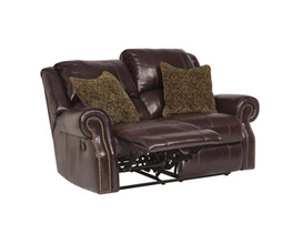RECLINING POWER LOVESEAT WALWORTH SIGNATURE