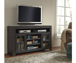 LG TV STAND W/FIREPLACE OPTION GAVELSTON SIGNATURE