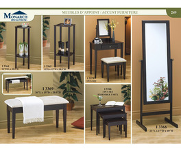 CAPPUCCINO PLANT STAND   PG249