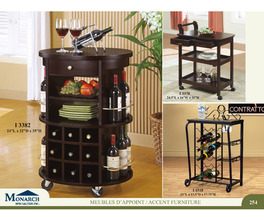 BLACK METAL WINE RACK WITH A CAPPUCCINO WOOD TOP   PG254