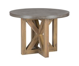 43 ROUND CONCRETE TABLE TOP