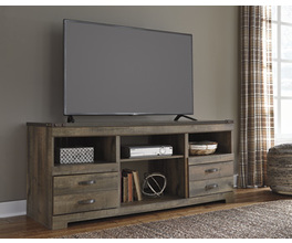LG TV STAND W/FIREPLACE OPTION TRINELL SIGNATURE