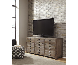 EXTRA LARGE TV STAND KEEBLEN SIGNATURE