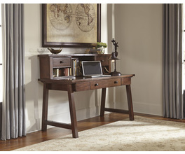 HOME OFFICE SHORT DESK HUTCH WASSNER SIGNATURE