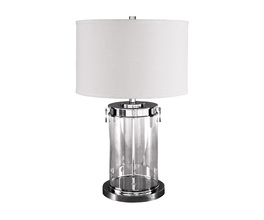 GLASS TABLE LAMP (1/CN) TAILYNN SIGNATURE